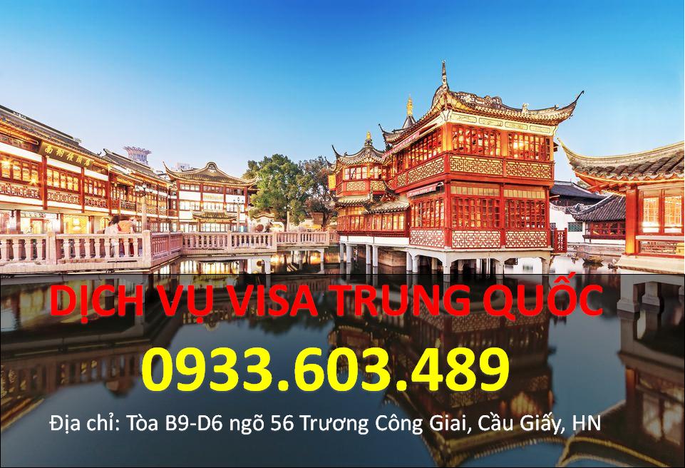Dich vu lam visa tham than Trung Quoc tai Tay Ninh